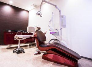 インビザライン個室診療
